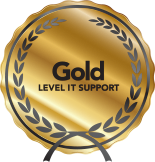 Gold Level IT Support Services